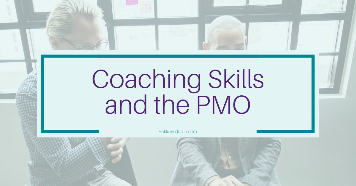 Coaching Skills for PMO Professionals