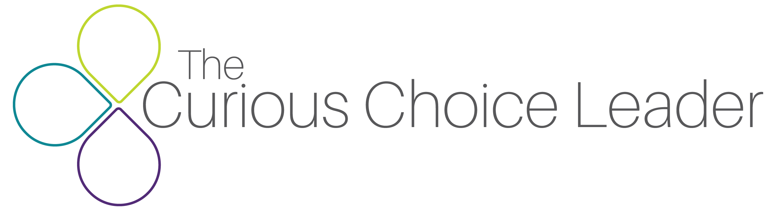 The Curious Choice Leader Logo