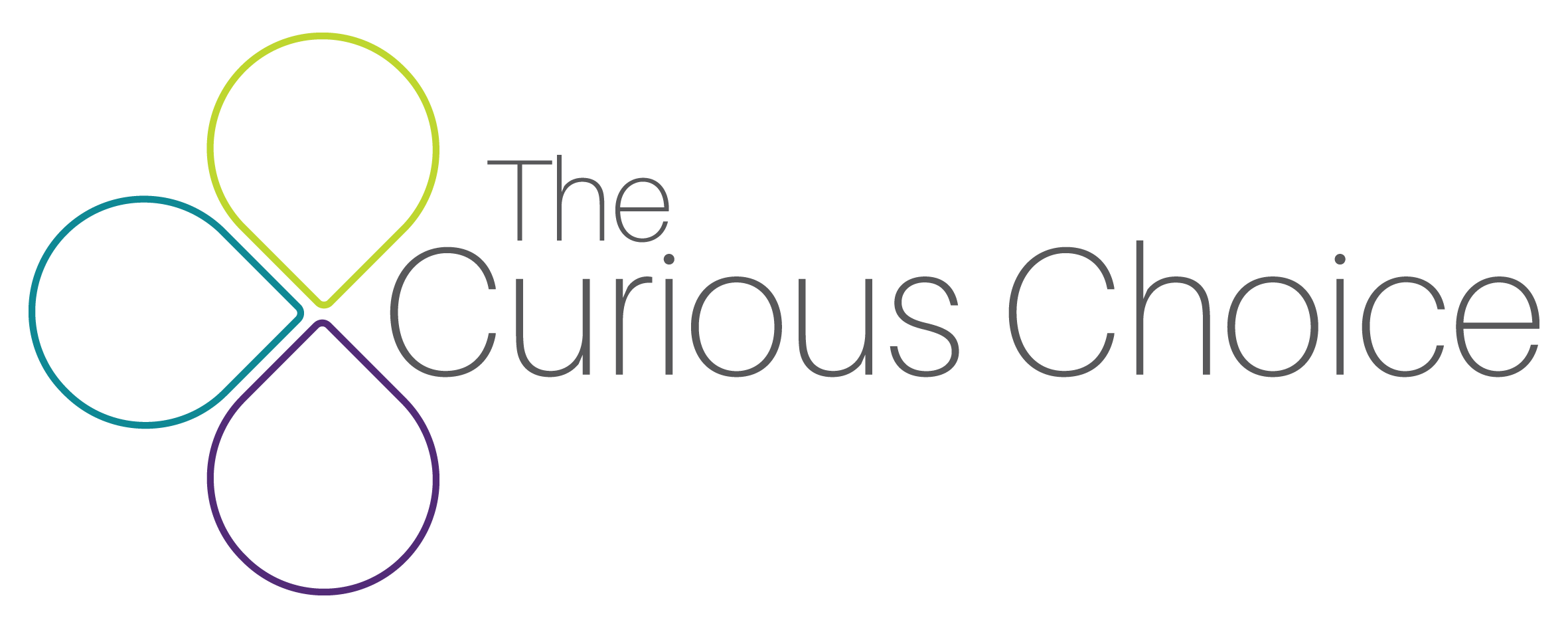 The Curious Choice lOGO